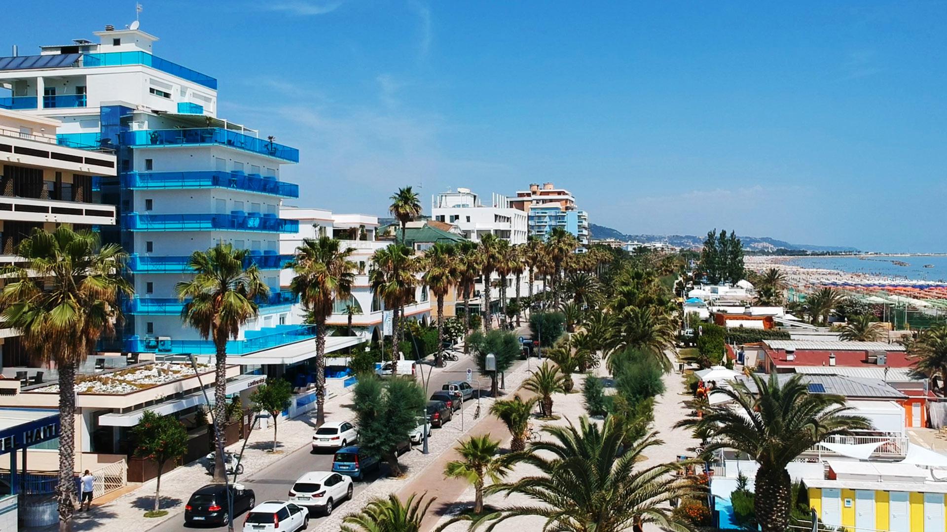 Albergo 3 stelle nella riviera delle palme al mare delle marche hotel altis san benedetto del - Vi metto a tavola san benedetto ...